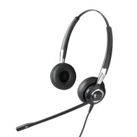 Jabra BIZ 2400 Duo, USB, Bluetooth, E-STD, NC 2499-829-104 - Продажа и настройка Avaya